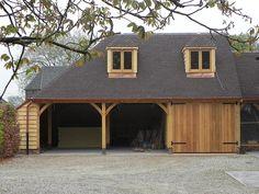 Prime Oak Buildings | Eiken bijgebouwen | Zelfbouw pakket