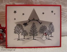 Lovely as a Tree, © Stampin' Up! @ My Tanglewood Cottage