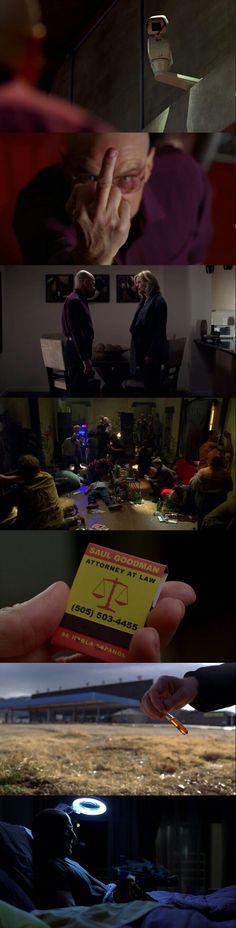 Breaking Bad (2008 - 2013) Season 4 Episode 3: Open House.