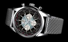 Breitling Transocean Chronography Unitime