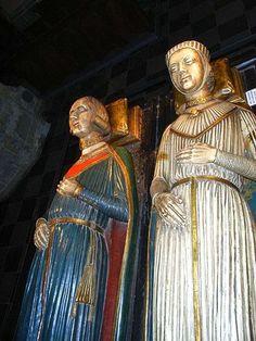 Madame de Pompadour (Tomb effigies of the Duke of Guelders, Gerhard IV,...)