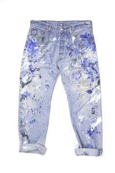 Levis- Rialto Jean Project