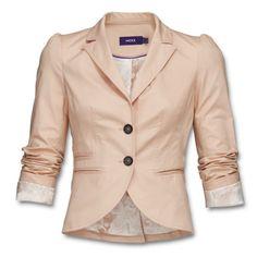 Mexx pasztell rózsaszín rövid blézer – Shopping.hu Pink Jacket dda4e1f0a5