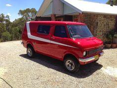 Bedford Van, Bedford Truck, Old School Vans, 4x4 Van, Starsky & Hutch, Vanz, Cool Vans, Van Living, Vintage Vans