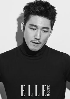 Jang Hyuk For Elle Korea's October 2015 Issue | Couch Kimchi