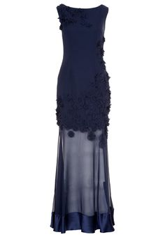 KIMMY - Robe de cocktail - bleu