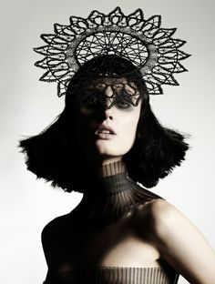 Suzy O'Rourke creates amazingly intricate headpieces, each one crafted by hand in her Sydney millinery. Visit: www.suzyorourke.com.au