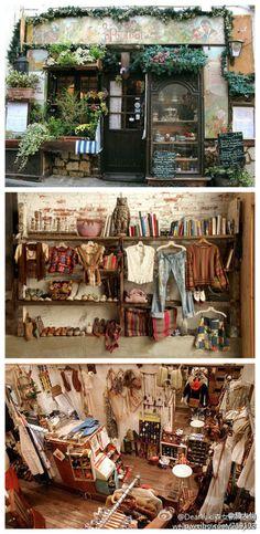 杂货 zakka store front
