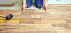 Get the luxury of hardwood, for a fraction of the cost. Learn how to buy, install and maintain new floors with our in-depth DIY hardwood flooring guide. Installing Hardwood Floors, Diy Flooring, I Love Makeup, Bamboo Cutting Board, Budgeting, Projects, Simple Diy, Timber Wood, Log Projects