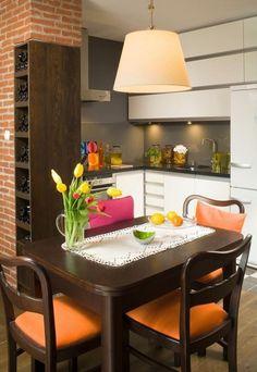 Einrichtungstipps für kleine Küche - 30 tolle Ideen und Bilder