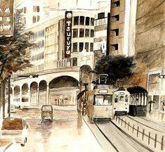 "https://flic.kr/p/DinCYr | 39_01島のエアライン72ppi | the cut of the weekly serial novel on Sunday MAINICHI ""Shima no Airline"" by author Ryo KUROKI"