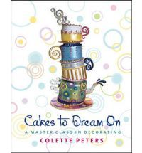 Master cake decorator Colette Peters has developed a large and tremendously dedicated following among serious home cooks and professional cake bakers who love her magnificent, whimsical cakes.