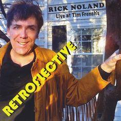 Rick Noland - Retroflective, Blue