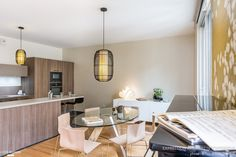Décoration zen d'un 100 m2 à Bordeaux, Bordeaux, EXPRESSION ARCHITECTE D'INTERIEUR - architecte d'intérieur