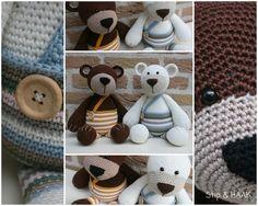 Stip & HAAK: Mijn patronen- see all the animal patterns