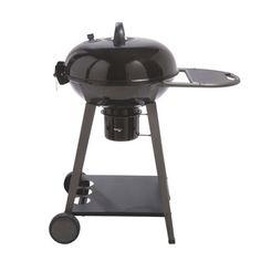 Matières : Cuve : acier émaillé Grille de cuisson : acier chromé Couvercle de cuisson : acier émaillé Dimensions : Diamètre de la cuve : 57 cm Diamètre de la ...