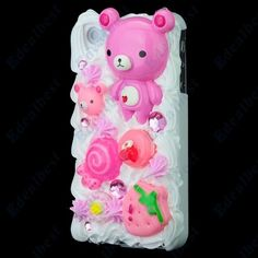 $10.69 Dessert Cake Apple iphone case Dessert Series Style For Iphone 4 4s Cases Cover Hard Back Protector Edealbest.com