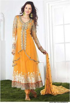 Net Anarkali Suits: Salwar Kameez, Designer Anarkali Suits & Dress