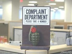 I wonder how many complaints they've had!