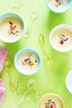Pinspire - Chilled corn soup