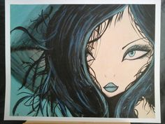 Check out this item in my Etsy shop https://www.etsy.com/listing/233984258/signed-limited-edition-prints-my-mermaid