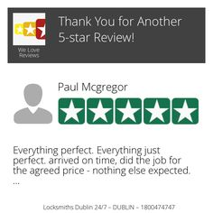 Wow! One of our customers just left on our Review Page a 5-star Review! Want to Review us too? Click or Tap here: https://hoy.cc/1au