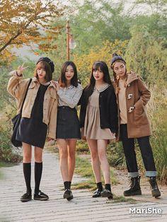 Korean Similar Fashion