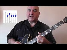Chords For Blues Guitar - YouTube