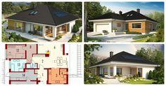 Single Storey Amazing House Plan