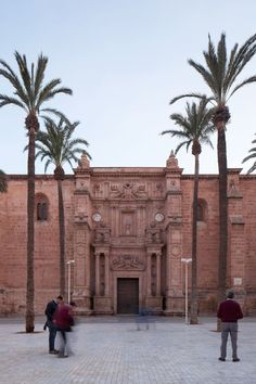 Campo Baeza Brickwork, Art And Architecture, Temple, Cathedral, Louvre, Building, Facades, Travel, Typo