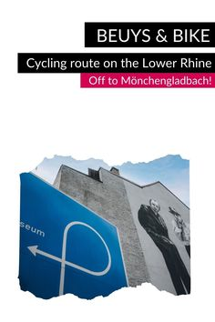 """Follow in the footsteps of the artist Joseph Beuys on the Lower Rhine and discover exciting places that tell about his life and work by bike on the """"Beuys & Bike"""" cycling route. One place on the route is Mönchengladbach: In the city on the green Lower Rhine, there are still many references to the artist's work. #VisitNRW #germany #cycling #lowerrhine #cyclingtour #cyclingvacation #bike #holidays #outdoorexperiences #culture #culturtrip © Tourismus NRW e.V., Johannes Höhn Wilted Rose, Fishing Vest, North Rhine Westphalia, French Revolution, Day Tours, Artist At Work, Cycling, Germany, Johannes"""