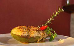 Na 600ª edição, internauta sugere prato com mamão, músculo e pimenta dedo de moça