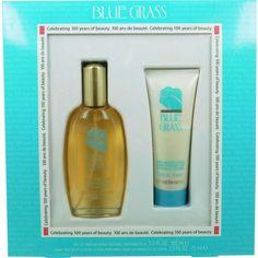 Elizabeth Arden Blue Grass Women Giftset (Eau De Parfum Spray, Hand and Body Lotion)