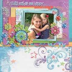 kimeric kreations: Color Me Happy! New this week & a frame cluster from Anita!
