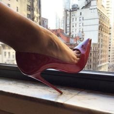 Are these #Shoes hot or not? Follow me for more #high #heels added daily