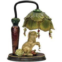 Rabbit's Garden Table Lamp at Joss and Main!