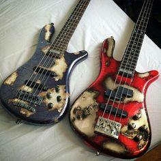 Warwick bass guitars