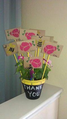 Thanks pinterest holiday stuff pinterest valentines fun teacher appreciation thank you flower pot with gift cards thank you flowersdo it yourself craftsteacher solutioingenieria Choice Image