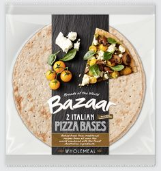 Bazaar Bread on Packaging of the World - Creative Package Design Gallery
