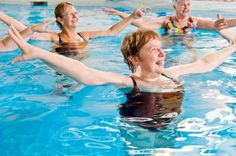 The Best Exercises for Water and Pool Workouts