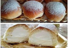 Il fiocco di neve, è il dolce che ormai da mesi, spopola a Napoli, ma sapete come si può preparare in casa? Ecco la ricetta.