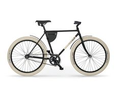 Urban Bicycle Design no 14. MBM Maxilux. Made in Italy.