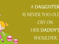 Best Whatsapp Status For Daughter in English