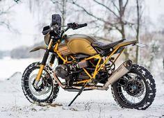 BMW Scrambler #BMW #scrambler #custombike #motorcycles #ride #rideshare