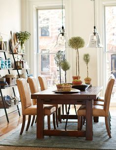 Pottery Barn Dining Room Tables | ... %20Table Montego : Expanding ...