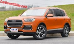 Yema T80 SUV Launched On The Chinese Car Market
