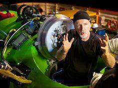James Cameron even tho he's a douche