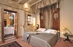 Kokomo Porta Rossa hotel, Rhodes, Greece, in an Ottoman villa--only 5 rooms Rhodes Hotel, Oak Doors, Medieval Town, Modern Design, Greece, Ottoman, Sweet Home, Mansions, Luxury