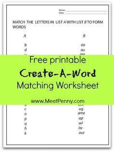 All sorts of free printables for families :)