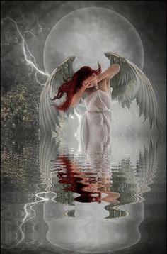 Tutti gli angeli sono essenzialmente angeli d'amore poiché riflettono la luce dell'onnipotente, che è amore, e si impegnano incessantemente per lo sviluppo armonioso dell'universo.